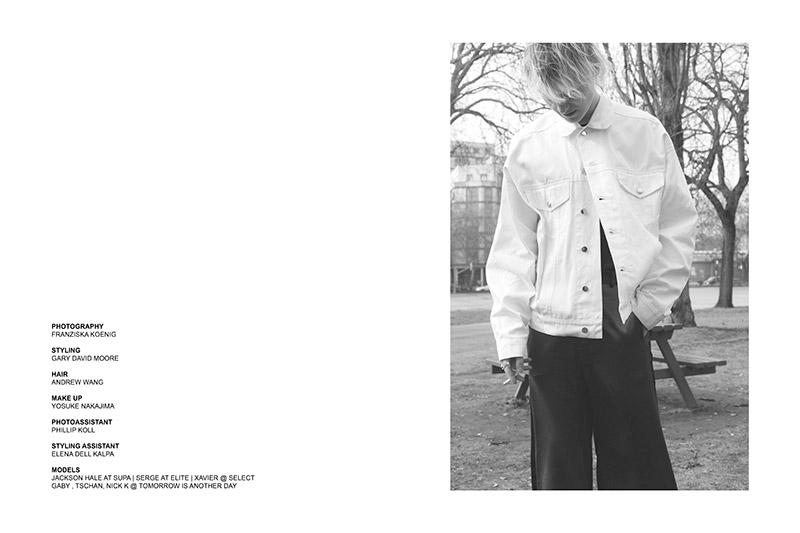 Jackson Hale in Grift magazine Jackson Hale in Grift magazine Vanity Teen 虚荣青年 Menswear & new faces magazine