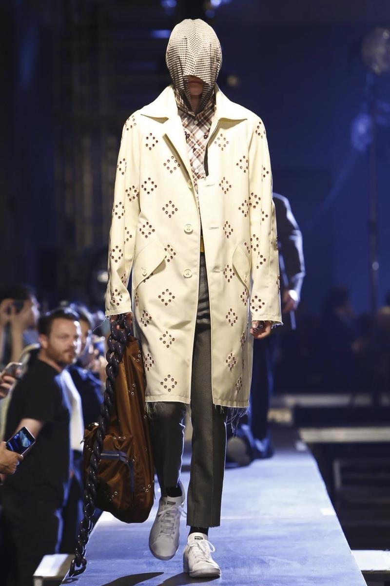 Raf Simons, Spring Summer 2016 Menswear Paris