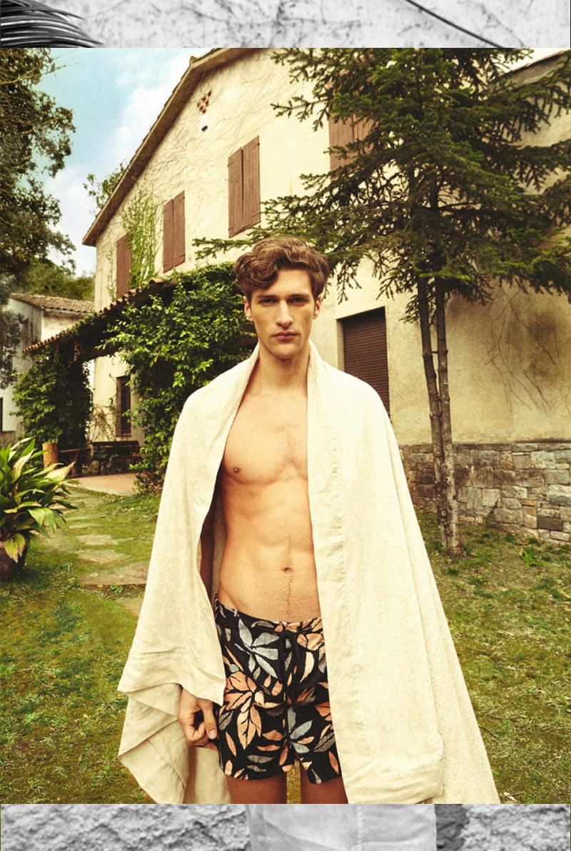 Fabrizio Silva for Fox Haus S/S 2015