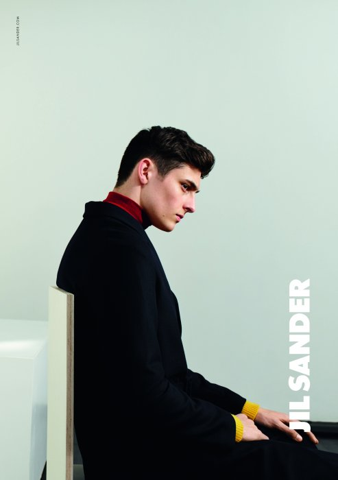 Rhys Pickering for JIL SANDER F/W 2015.16