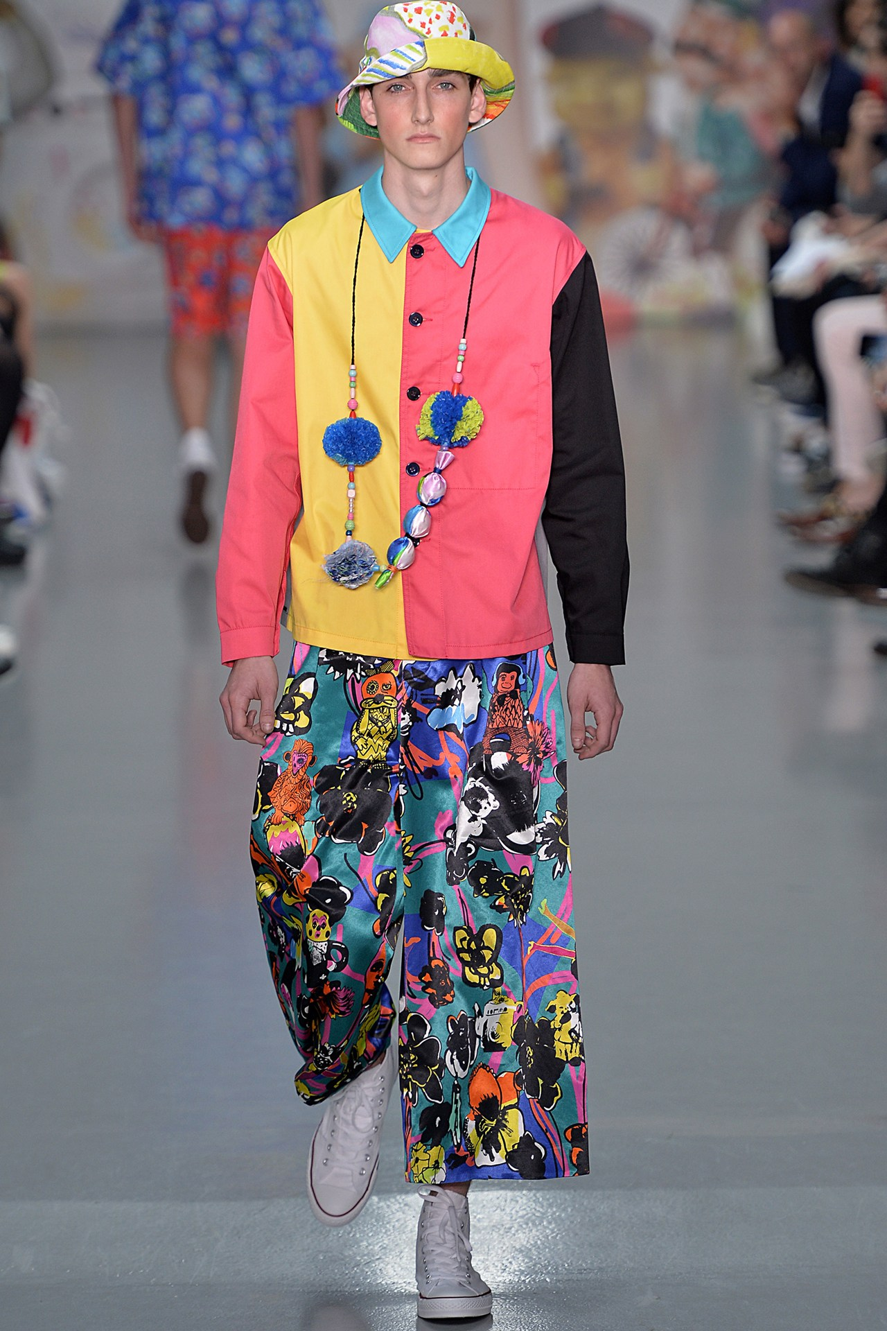 Favourite models of  London Collections menswear