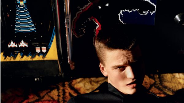 Hamish Frew in Man About Town  Hamish Frew in Man About Town Vanity Teen Menswear & new faces magazine