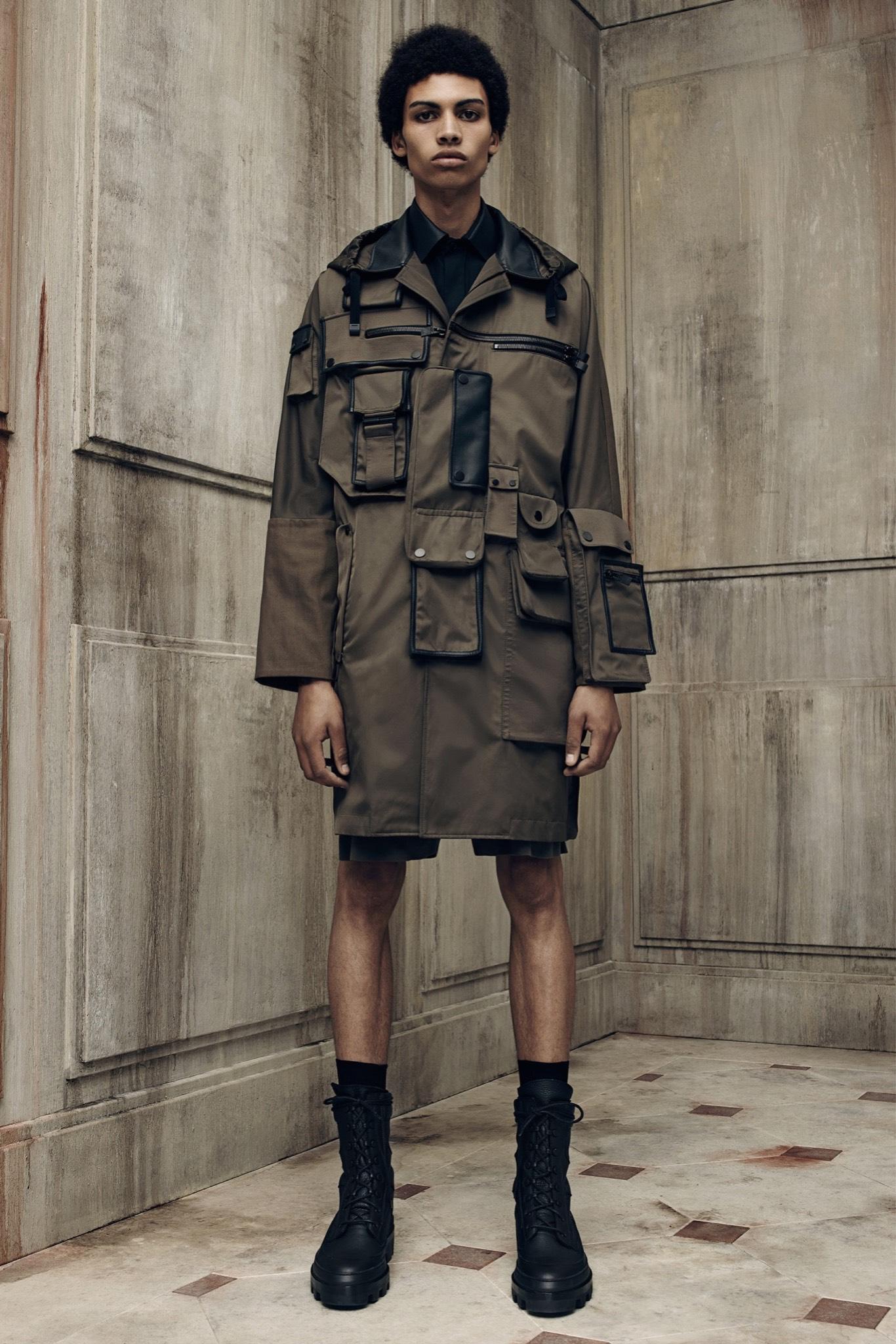 Sol Goss New York Fashion Week