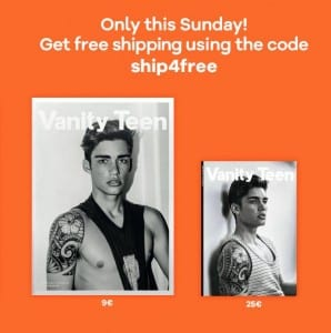only today FREE4SHIP code