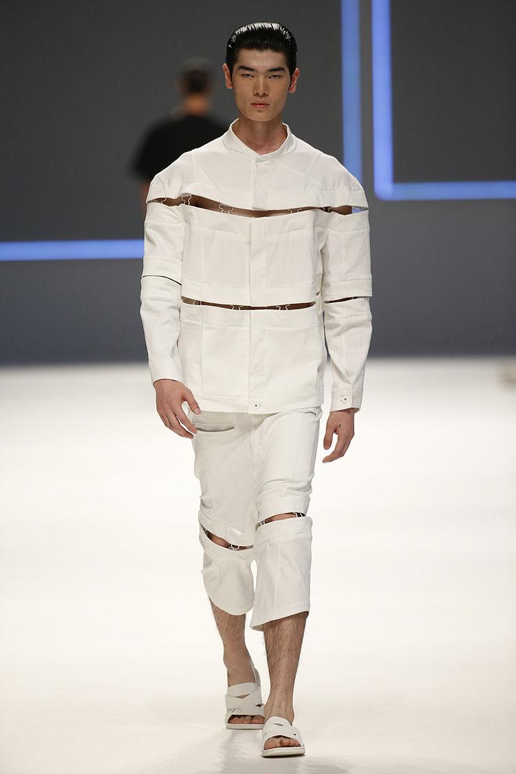 Blame Label S/S 2016 AUREARI  | 080 Barcelona Fashion