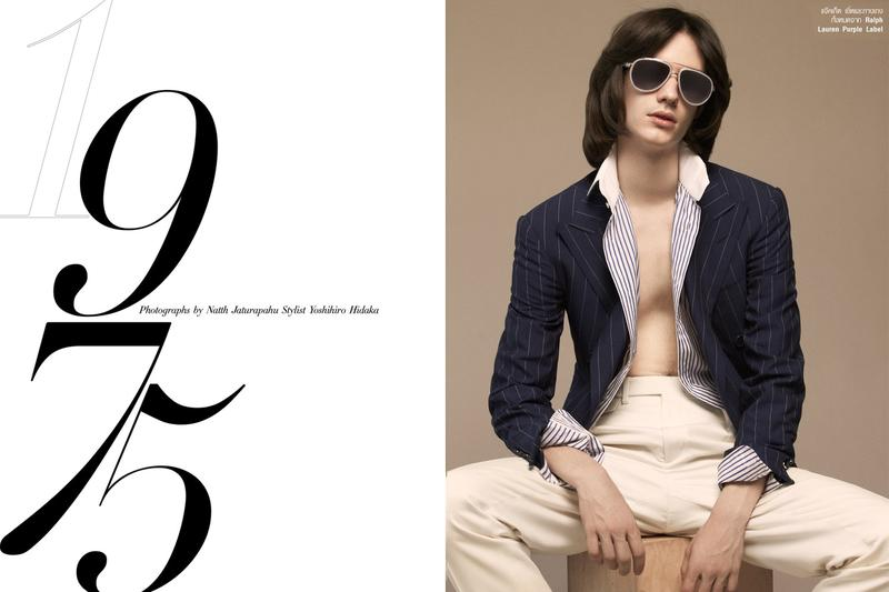Gabriel Marques for Harper's Bazaar Thailand Men By Natth Jaturapahu (1)