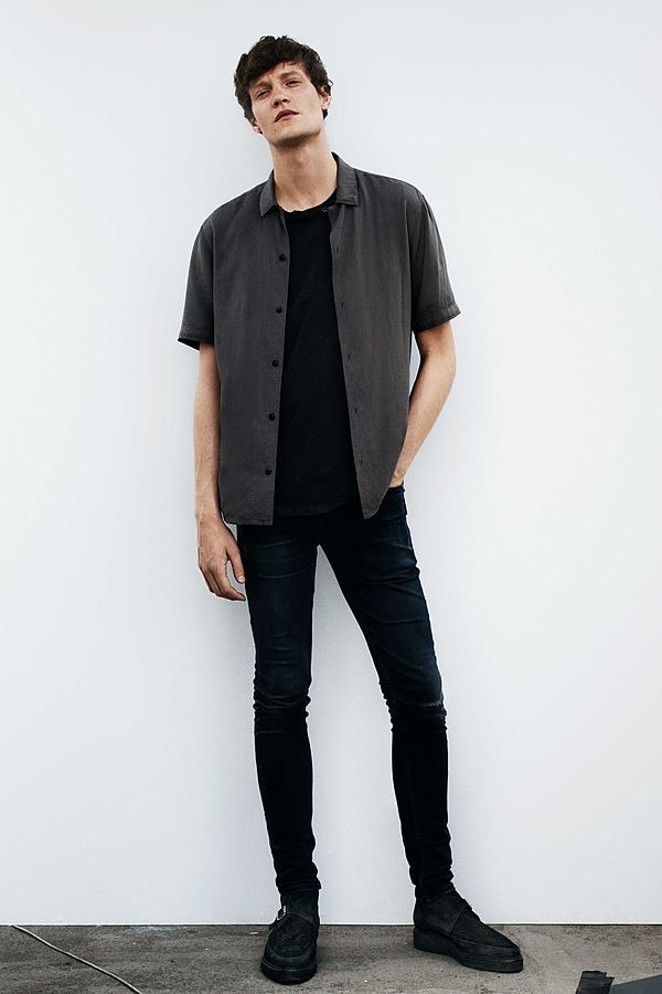 Matthew Hitt  All Saints July | Lookbook