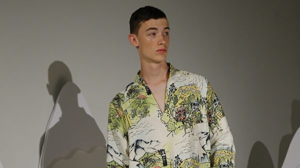 Boyswear S/S 2016 New York Boyswear S/S 2016 New York Vanity Teen Menswear & new faces magazine