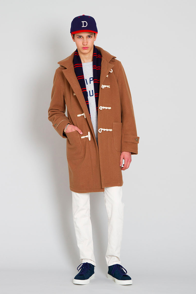 Deluxe pay tribute to Americana for F/W 2015