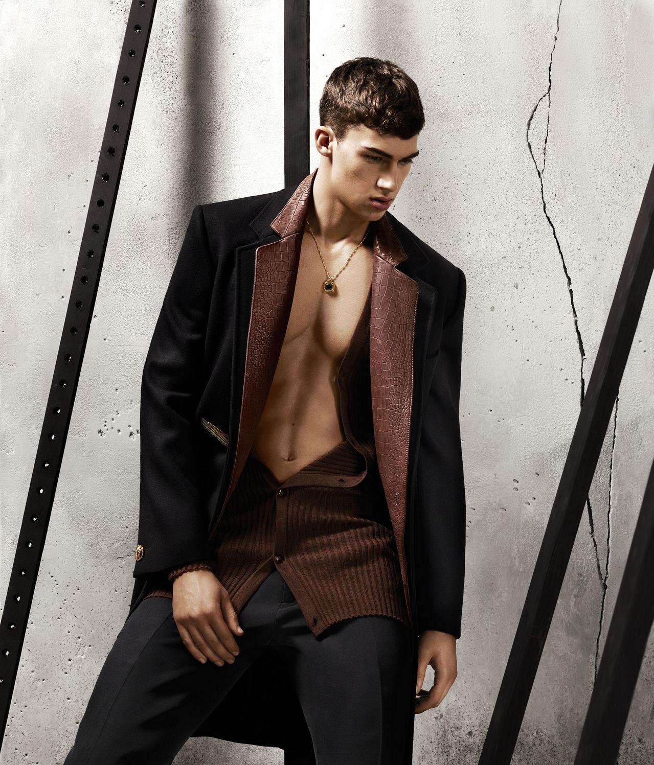 Alessio Pozzi for Versace