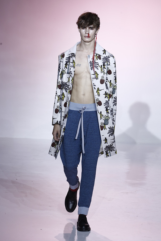 Thaddeus O'Neil S/S 2016 New York