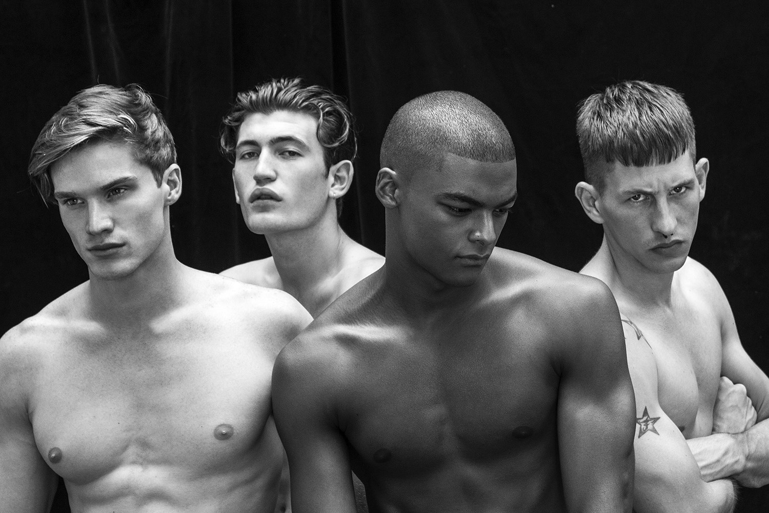 'Boys of Summer' Q Models by Gregory Prescott (1)