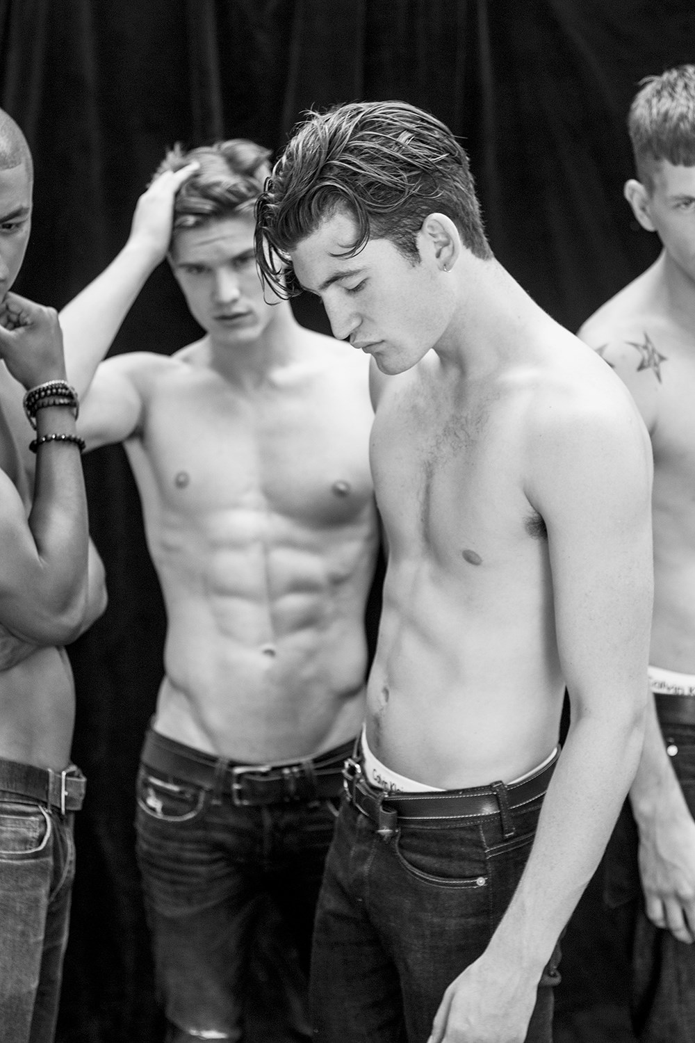 'Boys of Summer' Q Models by Gregory Prescott (2)