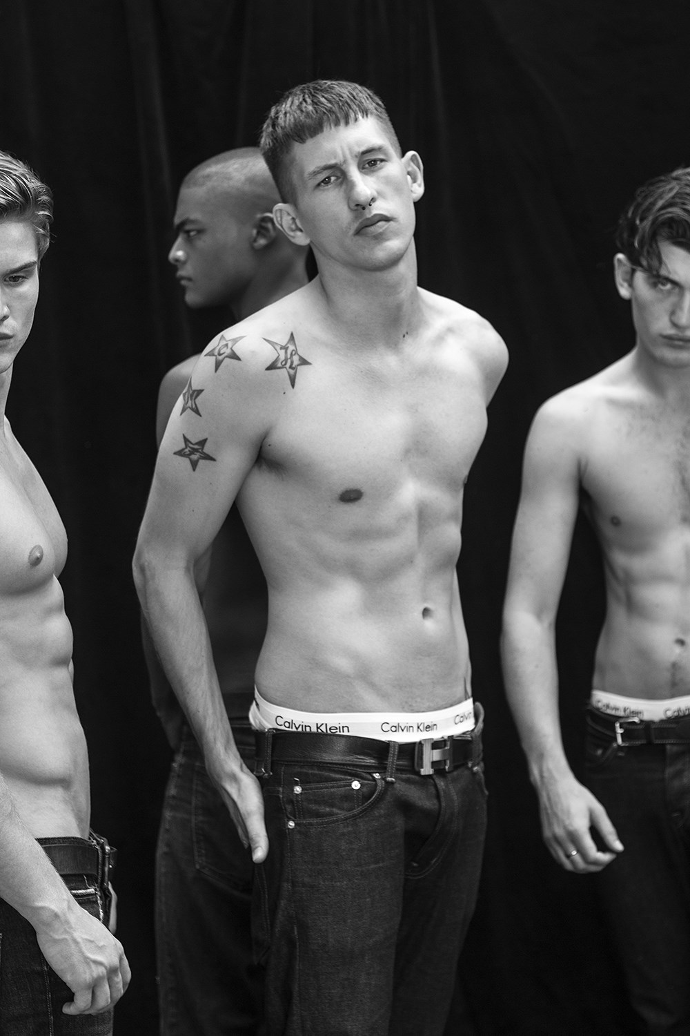 'Boys of Summer' Q Models by Gregory Prescott (4)