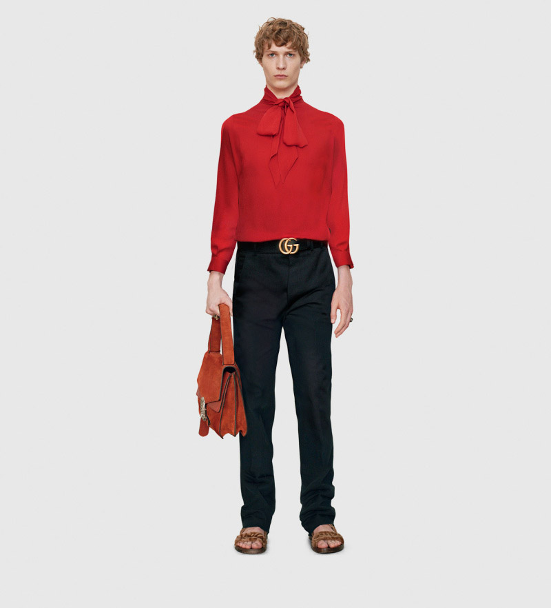 Gucci FW15 Mens Look book (1)