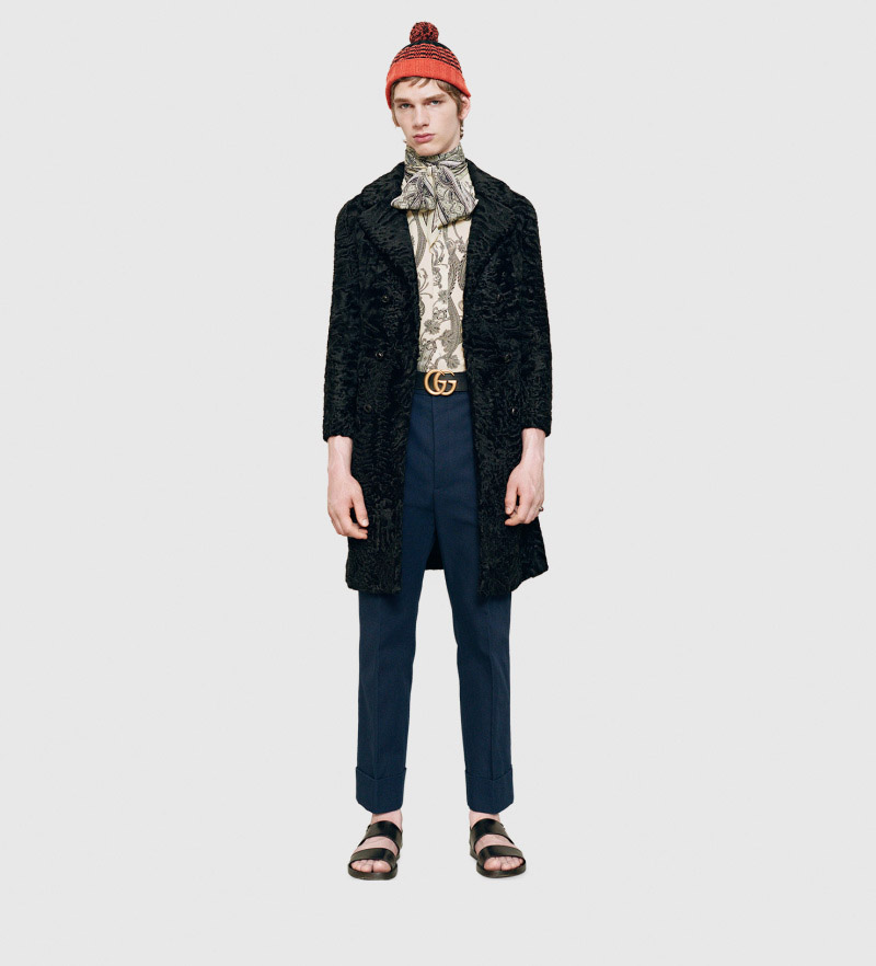 Gucci FW15 Mens Look book (13)