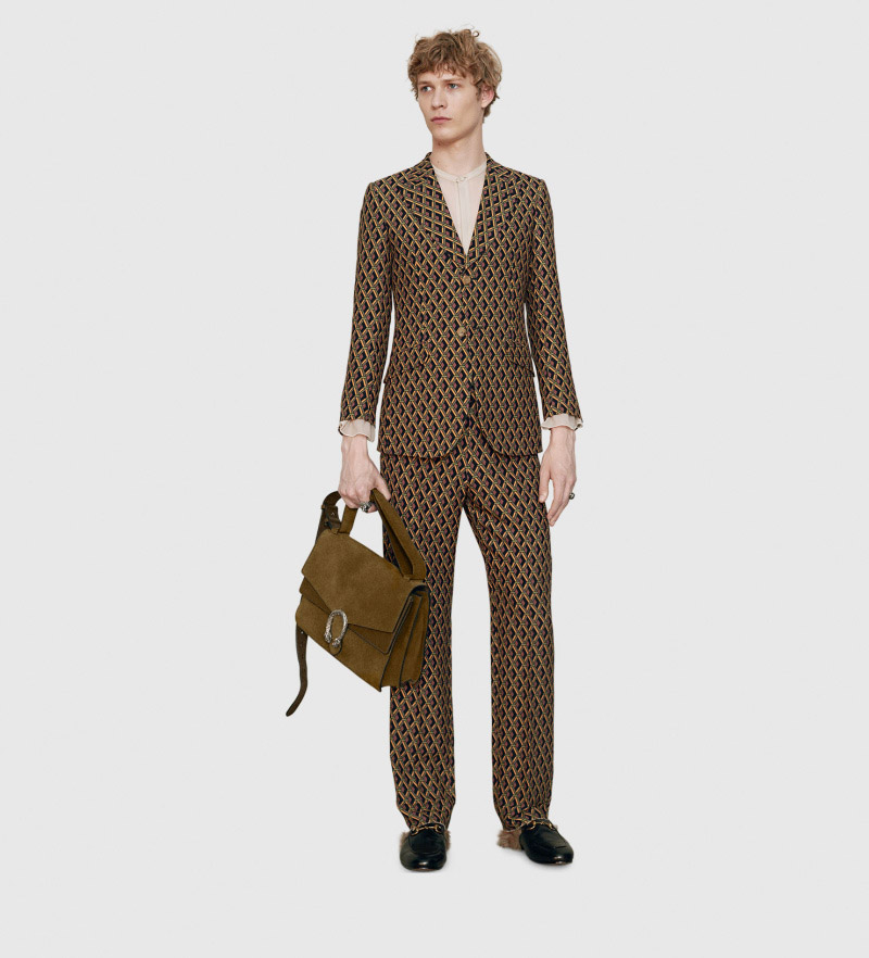 Gucci FW15 Mens Look book (16)