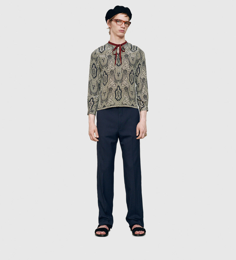 Gucci FW15 Mens Look book (17)