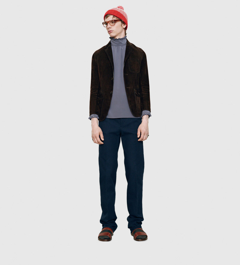 Gucci FW15 Mens Look book (20)