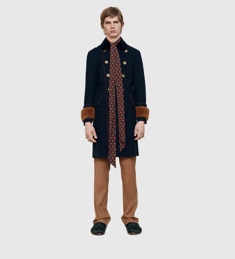 Gucci FW15 Mens Look book (21)
