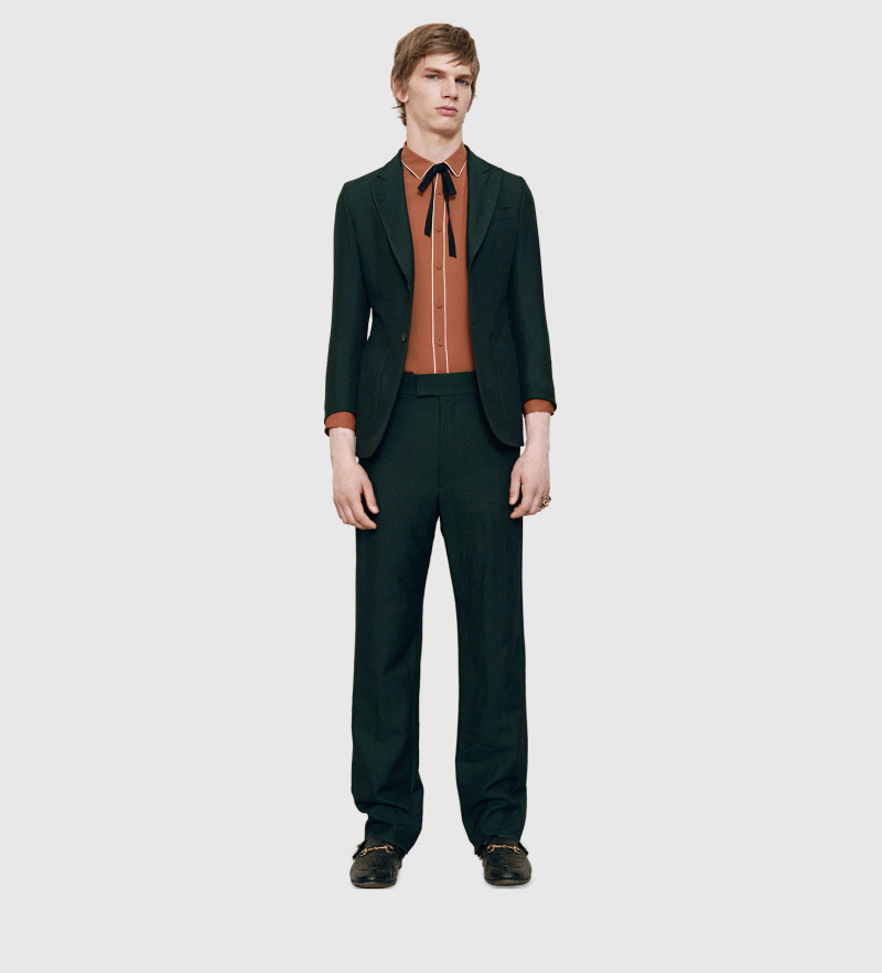 Gucci FW15 Mens Look book (22)