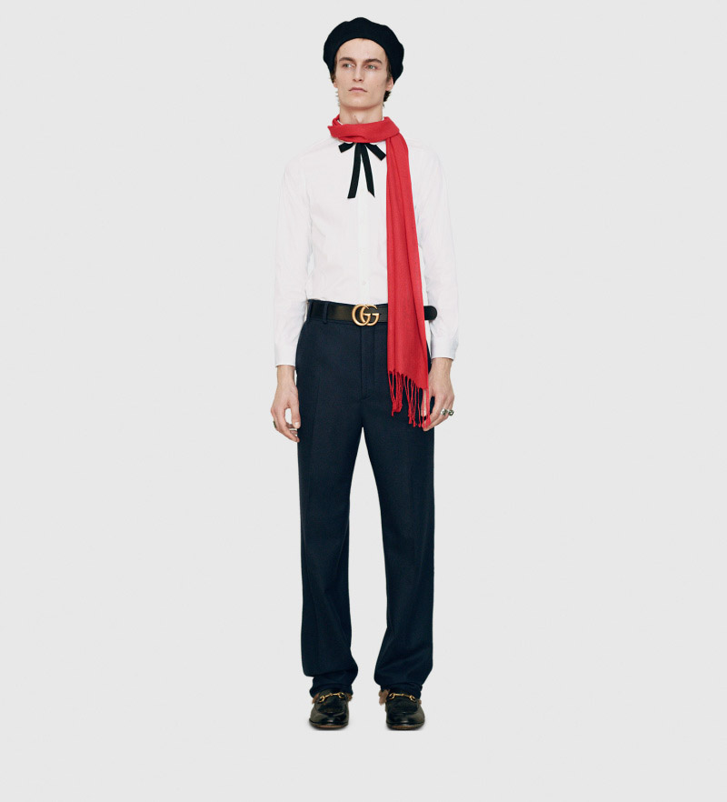 Gucci FW15 Mens Look book (7)