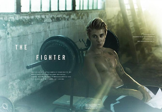 Justin Bieber for Cosmopolitan Magazine (1)