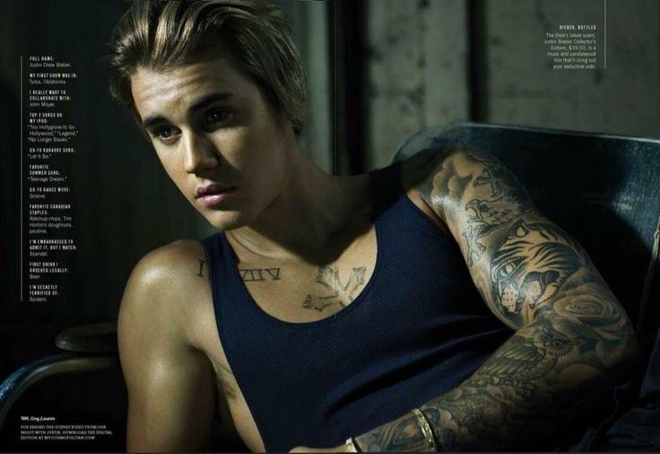 Justin Bieber for Cosmopolitan Magazine Justin Bieber for Cosmopolitan Magazine Vanity Teen Menswear & new faces magazine