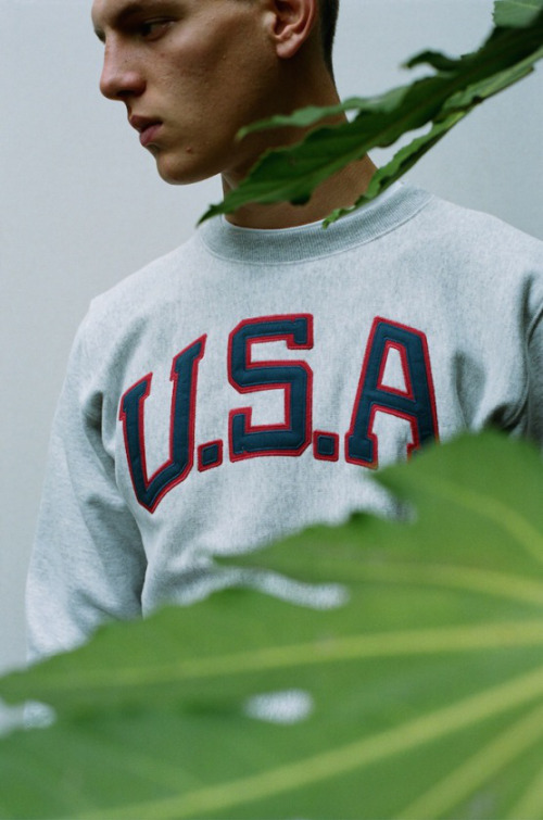 Champion F/W 2015 lookbook