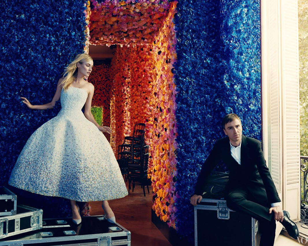 a4c09ce16327 Raf Simons to Leave Dior s Artistic Direction — Vanity Teen