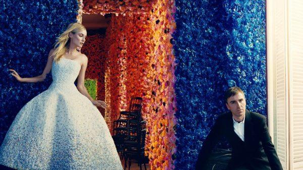 Raf Simons to Leave Dior's Artistic Direction Raf Simons to Leave Dior's Artistic Direction Vanity Teen 虚荣青年 Menswear & new faces magazine