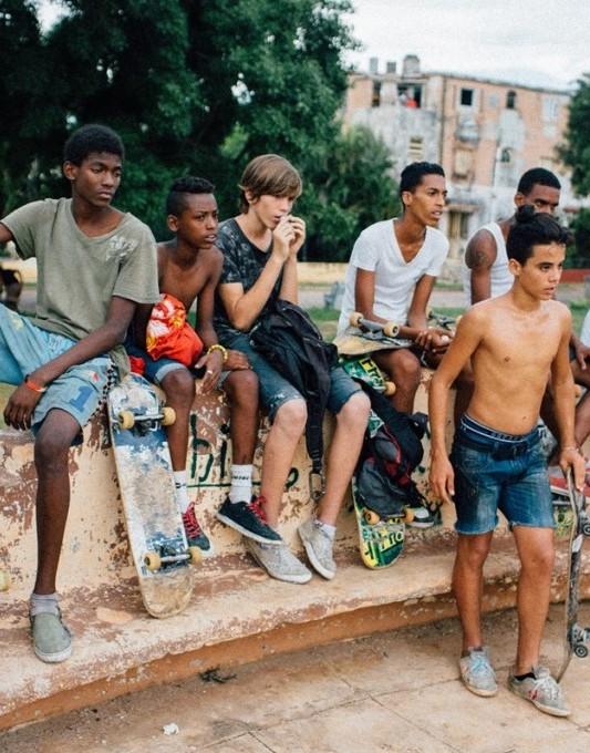 Seeds of the New Cuba through Skate
