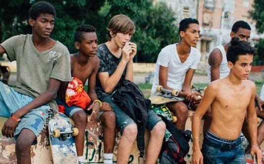 Seeds of the New Cuba through Skate Seeds of the New Cuba through Skate Vanity Teen 虚荣青年 Menswear & new faces magazine
