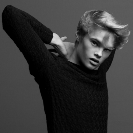 London's Calling: Meet Chris Tydings, Elite Model Look UK Finalist