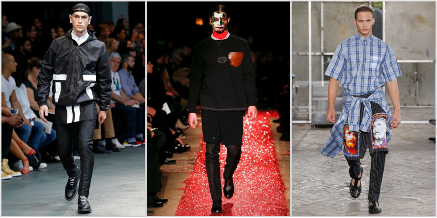 Trilogy: Revisiting Givenchy's Latests Collections
