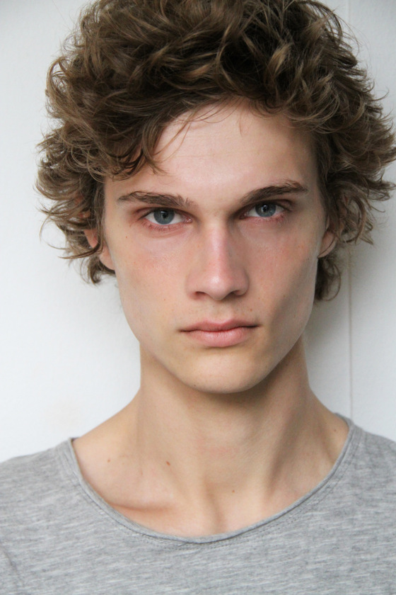 Meet Simon: Denmark's Elite Model Look Finalist