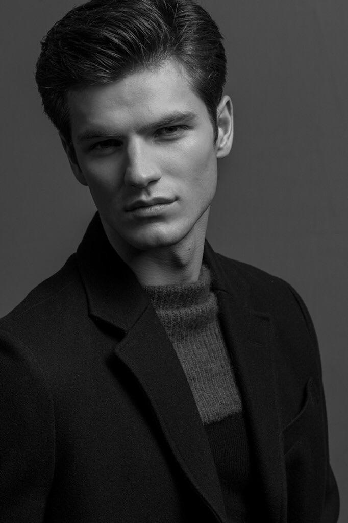 Elite Model Look 2015 Winner: Tristan Tymen!
