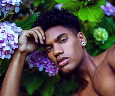 Boys in Flowers by Michael Oliver Love Boys in Flowers by Michael Oliver Love Vanity Teen Menswear & new faces magazine