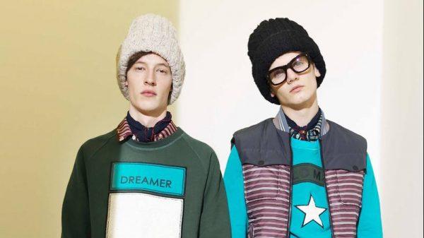 Andrea Pompilio Fall/Winter 2016-17 Andrea Pompilio Fall/Winter 2016-17 Vanity Teen Menswear & new faces magazine