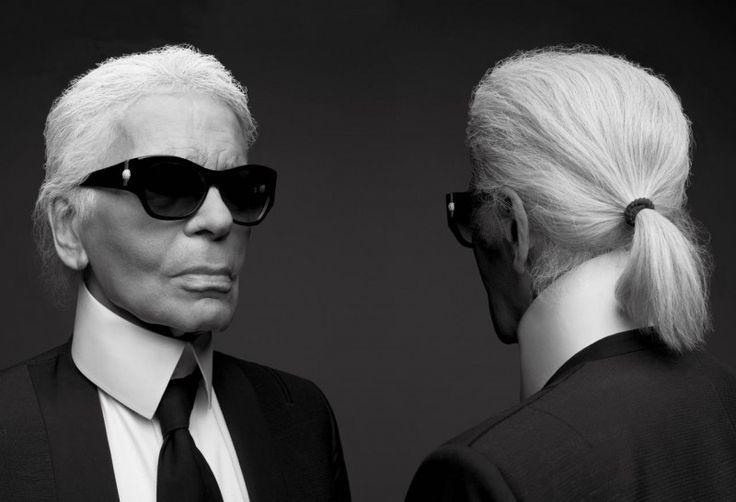 Karl Lagerfeld & Hedi Slimane For V Magazine 99 (5)