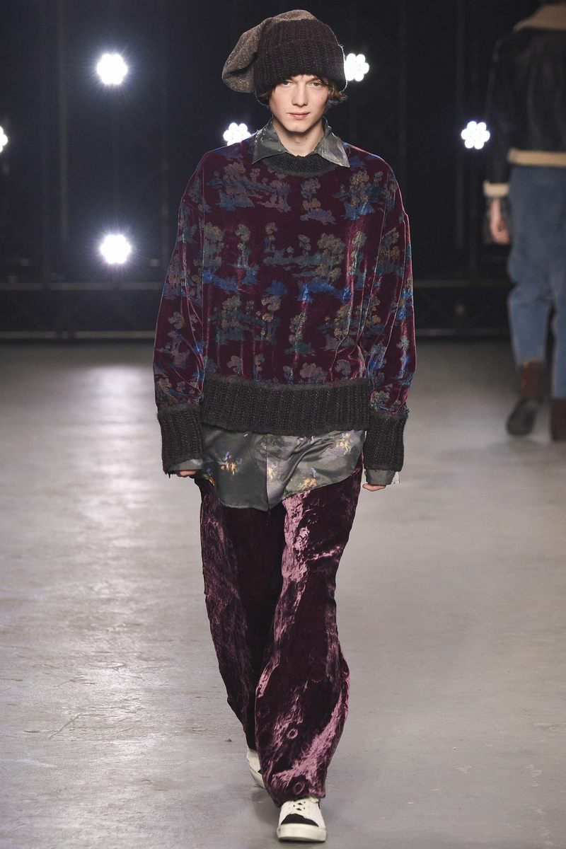 TOPMAN Design Fall/Winter 2016