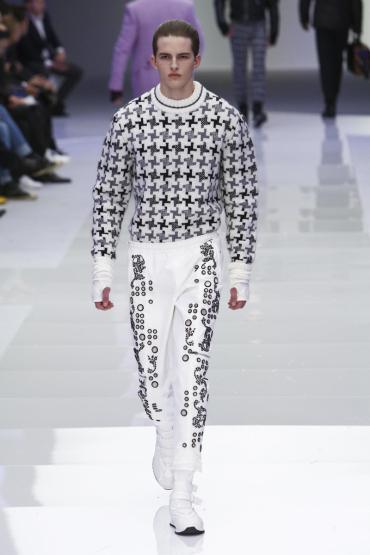 Mens summer fashion 2017 - Versace Men S Fall Winter 2016 2017 Vanity Teen