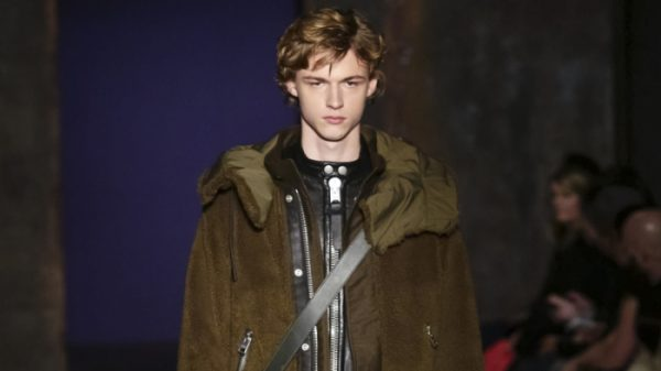 COACH Fall/Winter 2016 COACH Fall/Winter 2016 Vanity Teen Menswear & new faces magazine