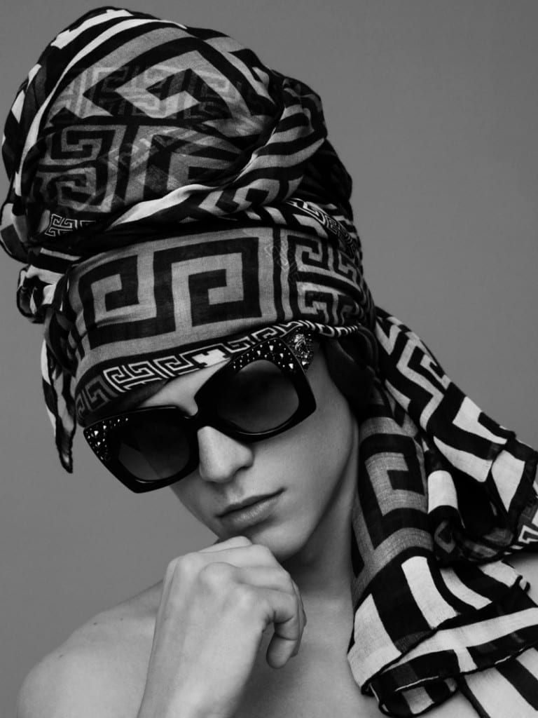 Versace-Scarves-2016-Campaig