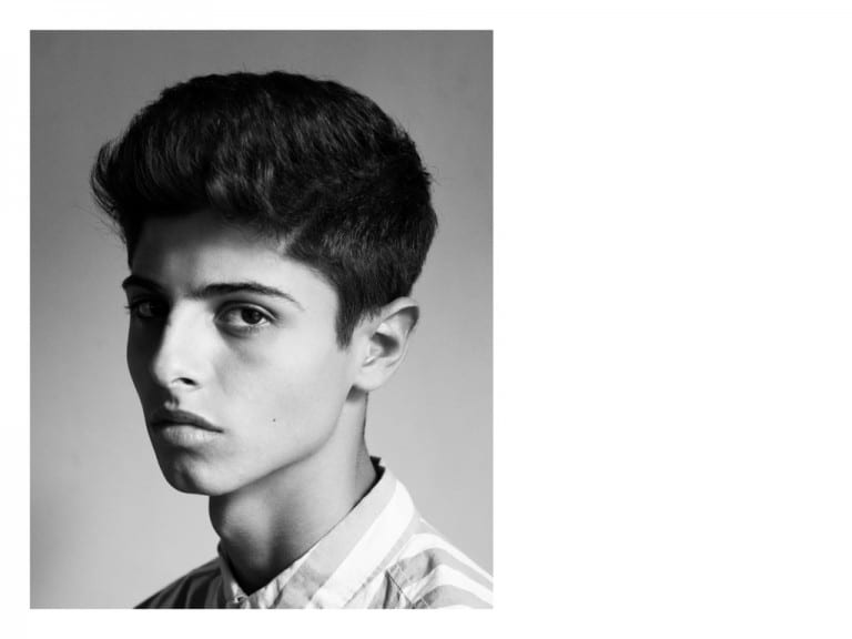 Jack Basora at Request Models by Lucas Cristino