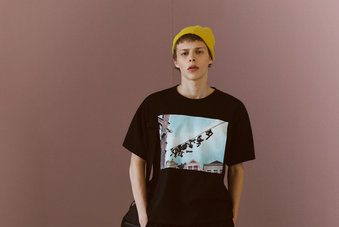 Otto Vainaste for TOPMAN S/S 16 Otto Vainaste for TOPMAN S/S 16 Vanity Teen Menswear & new faces magazine