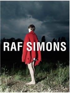Raf Simons Fall/Winter 2016