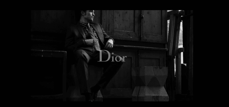 DIOR : Behind the Scenes with Robert Pattinson