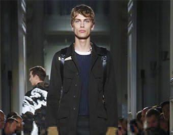 Valentino SS'17 Valentino SS'17 Vanity Teen Menswear & new faces magazine