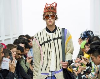 LCM: J.W.Anderson SS 2017 LCM: J.W.Anderson SS 2017 Vanity Teen Menswear & new faces magazine